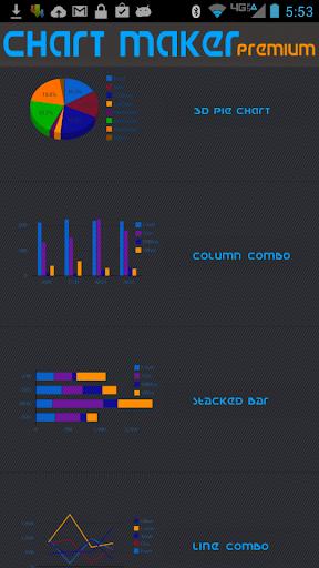 Chart Maker Premium