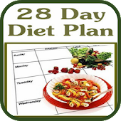 28 Day Diet Plan
