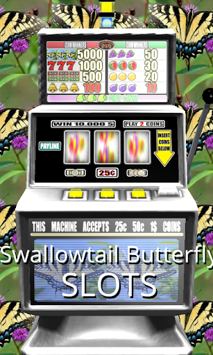Swallowtail Butterfly Slots