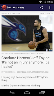 Hornets Basketball- screenshot thumbnail
