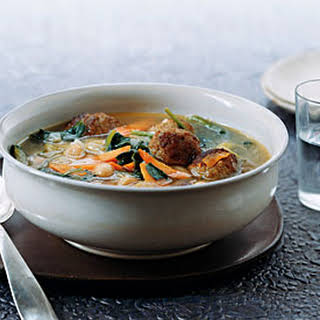 Italian Meatball Soup Rapido.