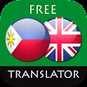 Filipino - English Translator icon