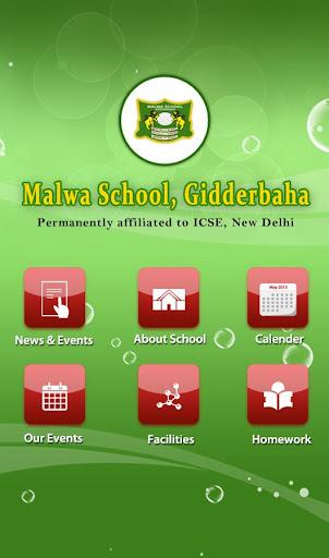 Malwa School Giddarbaha