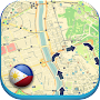 Philippines Manila Offline Map APK icon