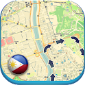 Philippines Manila Offline Map icon