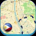 菲律宾马尼拉离线地图 icon
