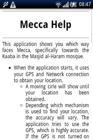 Mecca- screenshot