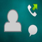 Dial SMS Widget