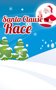 Christmas Racing Games screenshot 1