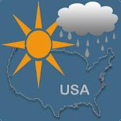 US Weather Feeds