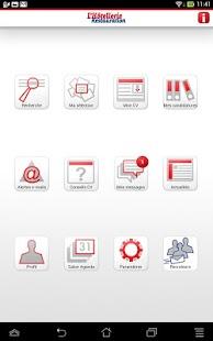 LHR Emploi - screenshot thumbnail