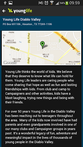 【免費生活App】Young Life Diablo Valley-APP點子