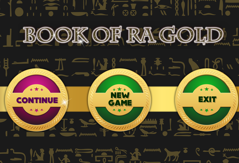 book of ra gold