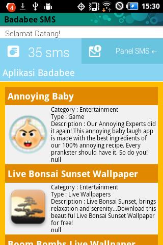 Badabee Send SMS - Revenue & Download estimates - Google Play Store