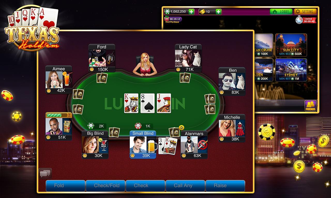Lucky bridge poker schedule