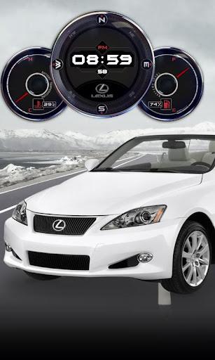 Lexus IS Automobile Wallpapers
