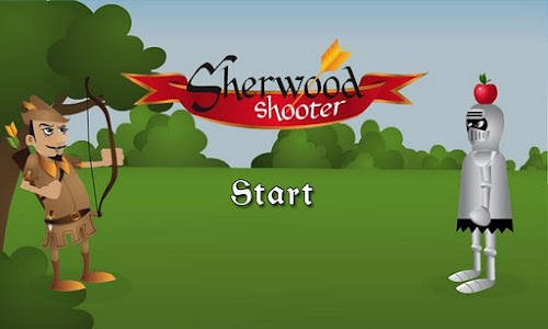 Sherwood Shooter - Apple Shoot v1.2.5