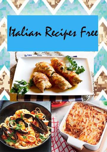 Italian Recipes Free PRO