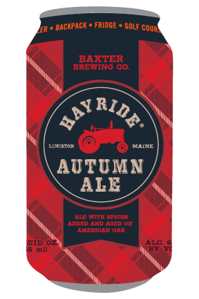 Logo of Baxter Hayride Autumn Ale
