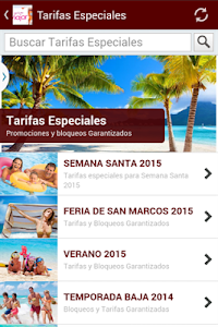 Viajes Global Travents screenshot 1