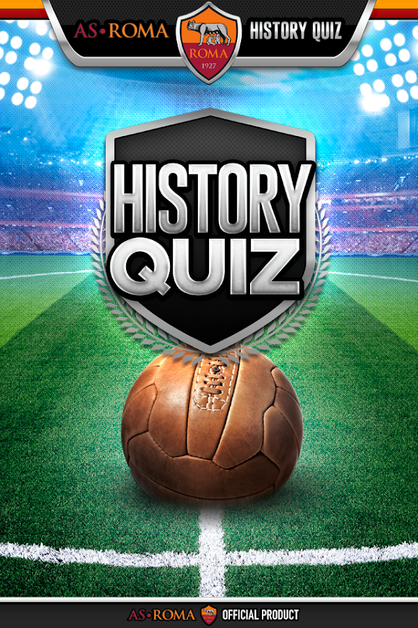 AS Roma History Quiz- screenshot