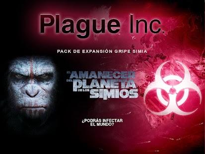 Plague Inc.: miniatura de captura de pantalla