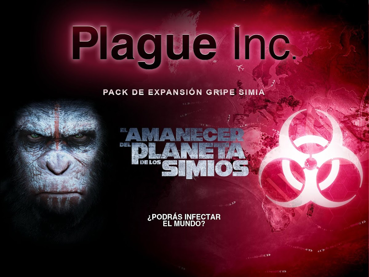 Plague Inc.: captura de pantalla