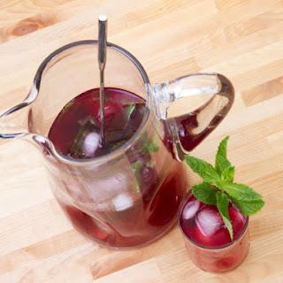 Hibiscus Rum Cooler
