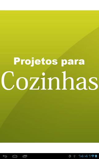 Projetos para Cozinhas