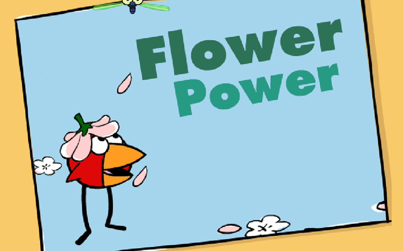 PEEP Flower Power- screenshot