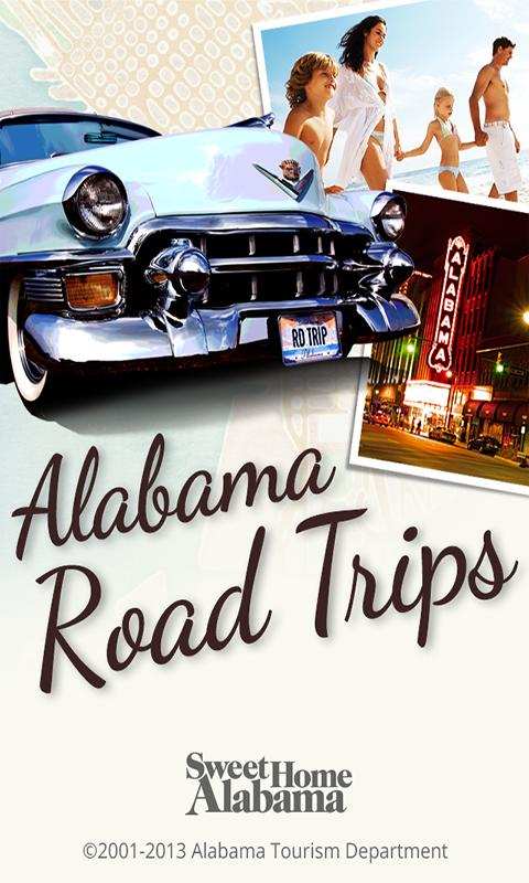 Alabama Road Trips- screenshot