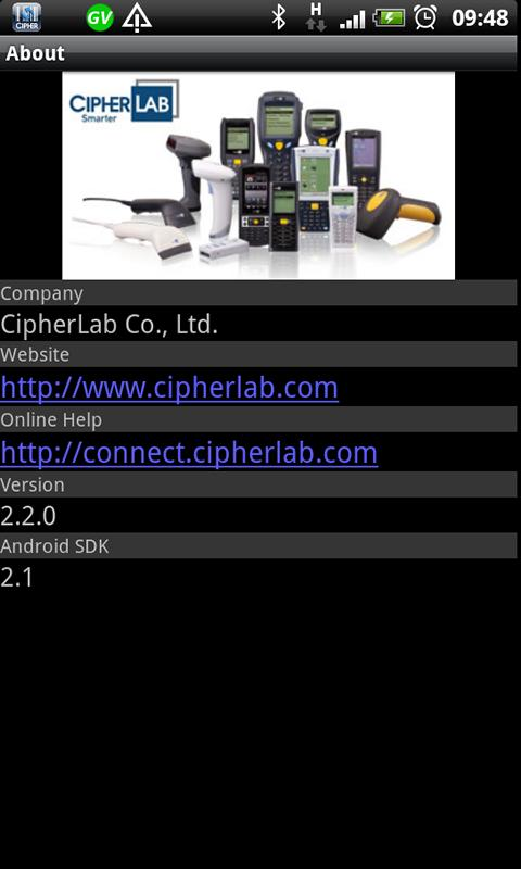 CipherConnect Pro- screenshot