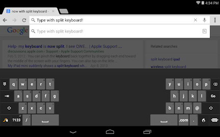 Swype Keyboard Free Screenshot 3
