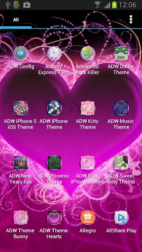 玩個人化App|ADW主题心免費|APP試玩