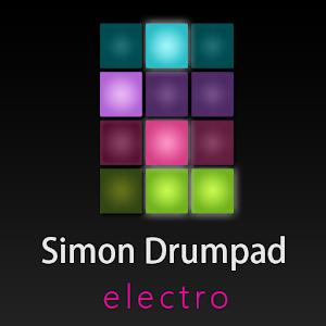 Drum Pad Simon Electro Saga for PC and MAC