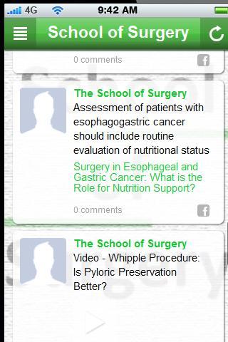 School of Surgery beta 1.0 - screenshot