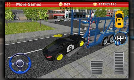 Cargo Transport Driver 3D 1.1 screenshot 15839