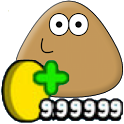 Pou Cheat (Unlimited Coins) icon