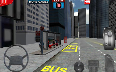 London City Bus Driving 3D 1.0 screenshot 641731