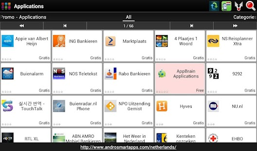 Netherlands Android - screenshot thumbnail