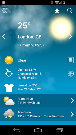Weather XL PRO v1.4.1.2 [Unlocked]