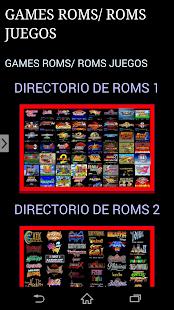 ROM的游戏