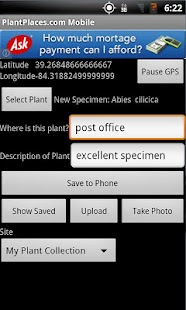 PlantPlaces.com Mobile- screenshot thumbnail