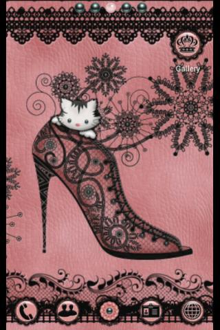 Apex GO Theme Glamour Kitty
