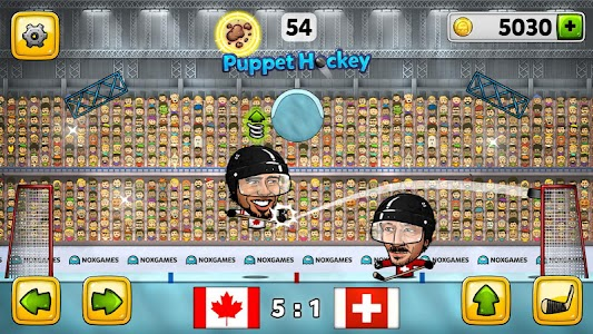 Puppet Ice Hockey: 2014 Cup v1.0.04