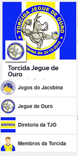 Torcida Jegue de Ouro