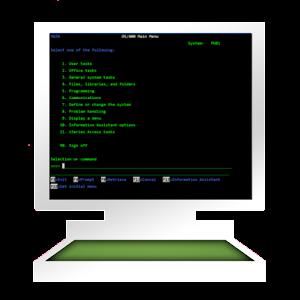 Mocha TN5250 通訊 App LOGO-硬是要APP