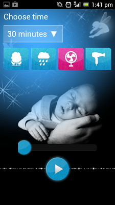 Baby Sleep Lite - screenshot
