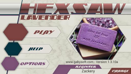 HexSaw - Lavender