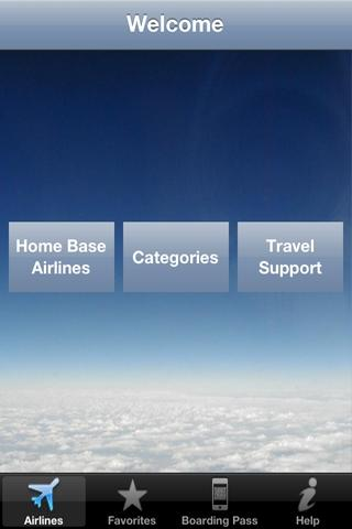 Airline Check-In Americas - screenshot